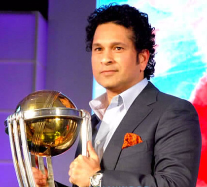 Sachin Tendulkar helps a school to get funds for 76 lakh rupees in west bengal.