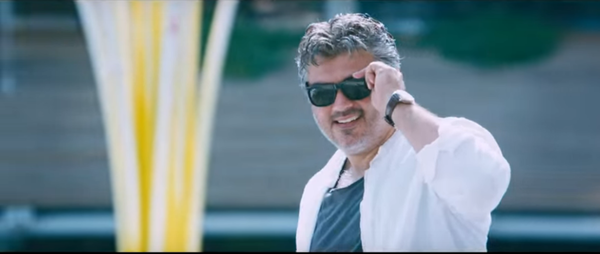 Ajith top hit Vedalam film 1 year celebration